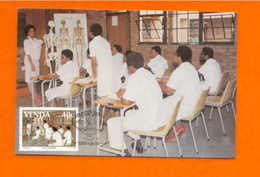 MAXIMUM CARD AFRICA VENDA NURSE TRAINING COLLEGE NURSES - Postcards