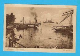 Pc INDONESIA 1910years MACASSAR & Ships Ship - Postcards