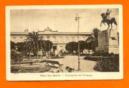 Postcard ARGENTINA PLAZA SAN MARTIN CONCEPCION DEL URUGUAY - Unclassified