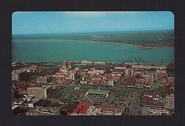 AFRICA AFRIQUE MOZAMBIQUE MOÇAMBIQUE LOURENÇO MARQUES Aerial VIEW 1960 Years Z1 - Postcards