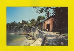 Postcard PUERTO RICO  SAN JUAN Fort Fortress 1960years - Postcards