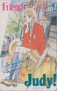 Télécarte Ancienne Japon / 110-011 - MANGA - FRIEND - JUDY - ANIME Japan Phonecard - BD COMICS TK - 9673 - Comics