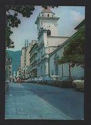 Postcard 1960 Years VENEZUELA  CARACAS Cars Car Automobiles Voitures  Z1 - Unclassified