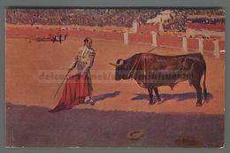 V312 CORRIDA Illustrazione M. BERTUCHI UN ADORNO FP (m) - Corrida
