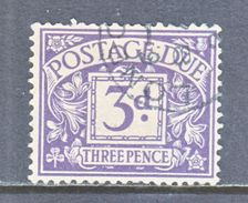 GREAT  BRITAIN  J 5  (o)  Wmk.  33  G.S. 100 - Postage Due
