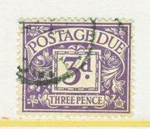 GREAT  BRITAIN  J 13  (o)  Wmk.  35  G.S. 111 - Postage Due