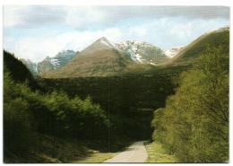 Spring Snows On An Teallach Nr. Dundonnell - Ross-shire - Ross & Cromarty