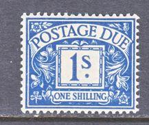 GREAT  BRITAIN  J 32   *    Wmk.  251  G.S. 127 - Postage Due
