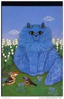 """ILLUSTRATEUR  ILL 263      """" KATHIA BERGER   / CHAT / CAT    """"  CARTES NAIVES   ED CICERO   CPM  10 X 15   NEUVE - Autres Illustrateurs"""