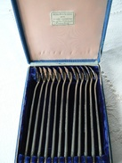 CUILLÈRE ABSINTHE ARGENT 800, PHNOM-PENH, XXE SIECLE. - Spoons