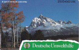 Deutsche Umwelthilfe -Grand Teton Berge Auf O 794- - Paysages