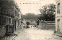 SAINT SAENS RUE DU CATELIER - Saint Saens