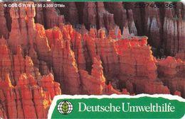 Deutsche Umwelthilfe -Sandtürme Im Btyce Canyon Nationalpark Auf O 1178- - Paysages
