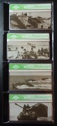 UK - BT - L&G - D-Day - Set Of 4 - Mint In Folder - BT General Issues