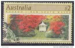 1132 Australia 1989 Giardino Botanico - Nooroo, New South Wales - Botanical Gardens - Vegetazione