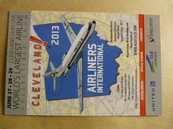 UNITED AIR LINES   CARAVELLE - 1946-....: Moderne