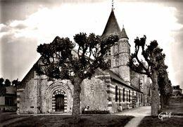 27 QUILLEBEUF L'EGLISE FIN DU XIIIe SIECLE MONUMENT CLASSE - France
