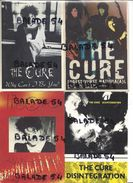 14 CPM - THE CURE - Toutes Scannées - Sänger Und Musikanten