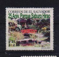 El Salvodor 2001, $2,86 Minr 2255, Vfu. Cv 18 Euro - El Salvador
