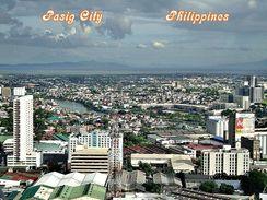 Pasig City Philippinen - Philippinen