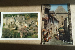 ARCHITECTURE CAUSSENARDE - Photos F.Debaisieux Et E.Teissedre ( 15 Cantal ) - France