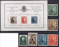 Timbres Belgique 1949 Neuf - Unused Stamps