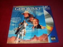 GERONIMO  UN GUERRIER / UN CHEF / UNE LEGENDE   LASERDISC - Other Collections