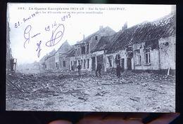 NIEUPORT 1915 - Nieuwpoort
