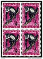 Ruanda 0207** -  40c Colobus  MNH - Ruanda-Urundi