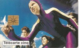 CARTE°-PRIVEE-5U-GN98--GEMA-01/95-BENCO-UTILISE-TBE - France