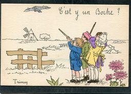 CPA - Illustration Trimm - C'est Y Un Boche ? - Guerre 1914-18