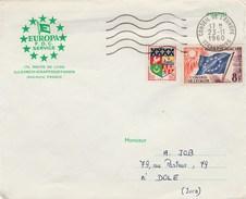 EUROPA FRANCE SERVICE  N°17 ANNEE 1960 CONSEIL DE L'EUROPE - Europa-CEPT