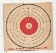 CIBLE , LACOU Arquebusier , TOURS , 10 X 10 - Tir à L'Arc