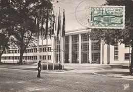 EUROPA  FRANCE N° 923 ANNEE 1952 CONSEIL DE L'EUROPE  CARTE MAXIMUM - Europa-CEPT