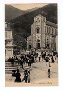 Laruns. L'église. (2112) - Laruns