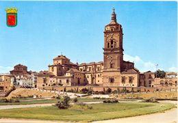 Espagne - Andalousie - Guadix - Vue Panoramique Et Cathédrale - Zerkowitz S 45 Nº 44 - 2890 - Huelva