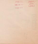 EMPREINTE ROUGE DEUXIEME CIRCUIT 1962 - Fiscale Zegels