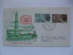 IRELAND - 1967 FDC - International Tourist Year - 1949-... Repubblica D'Irlanda