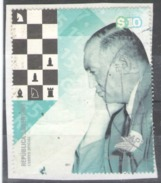 Argentina 2011 Argentine Sports Idols - Chess Miguel Najdorf Used On Paper - Usados
