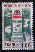 1883 France 1976 Oblitéré  Verdun Voie Sacrée - Gebraucht