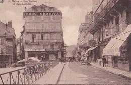 BRIVE Rue Toulzac Et Place Latreille - Brive La Gaillarde