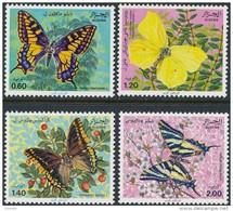 Algerije  Butterflies - Vlinders