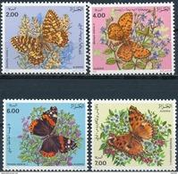 Algerije  Vlinders - Vlinders