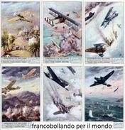 Chromo Liebig Sang. 1748 ITA Aereonautica Militare ANNO 1961 - Liebig