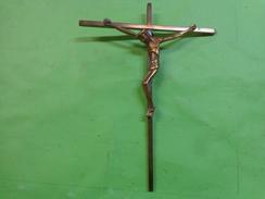 CRUCIFIX Poids 108g Hauteur 20cm - Religion & Esotericism