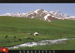 Kyrgyzstan - Life In The Jailoo - Kyrgyzstan