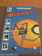 The Werewolfs/ Editions Michel Deligne - Livres, BD, Revues
