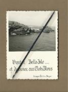 Photo :Visitez Belle Isle En Mer  Et Déjeunez Aux Flots Bleus -   - Belle Ile En Mer- Envague Tel:11 à Bangor - Belle Ile En Mer
