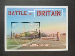 Bataille D'angleterre / Battle Of Britain Grenada Bloc 558 Yv. Avion De Guerre - Guerre Mondiale (Seconde)