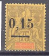 Madagascar: Yvert N° 54*; Cote 10.00€ - Madagascar (1889-1960)